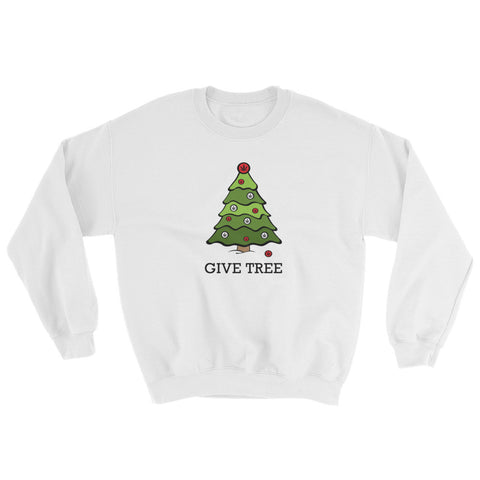 Give Tree Unisex Sweatshirt