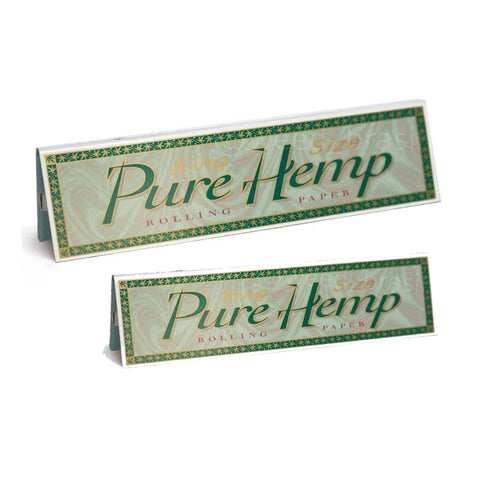 Pure Hemp King Size Single Paper Pack