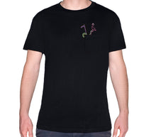 Load image into Gallery viewer, 🍹 Vice City cocktail pocket T-Shirt - Man - Unisex | Glows in the dark