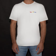 Load image into Gallery viewer, 🌈 Vegas Friendly White T-Shirt - Man - Unisex