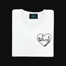 Load image into Gallery viewer, 🖤 Vegas Baby White T-Shirt - Woman