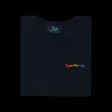 Load image into Gallery viewer, 🌈 Vegas Friendly Black T-Shirt - Man - Unisex