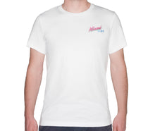 Load image into Gallery viewer, 🕶️ Miami VIBE White T-Shirt - Man - Unisex | Glows in the dark