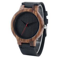 Load image into Gallery viewer, Wooden Bamboo Watch