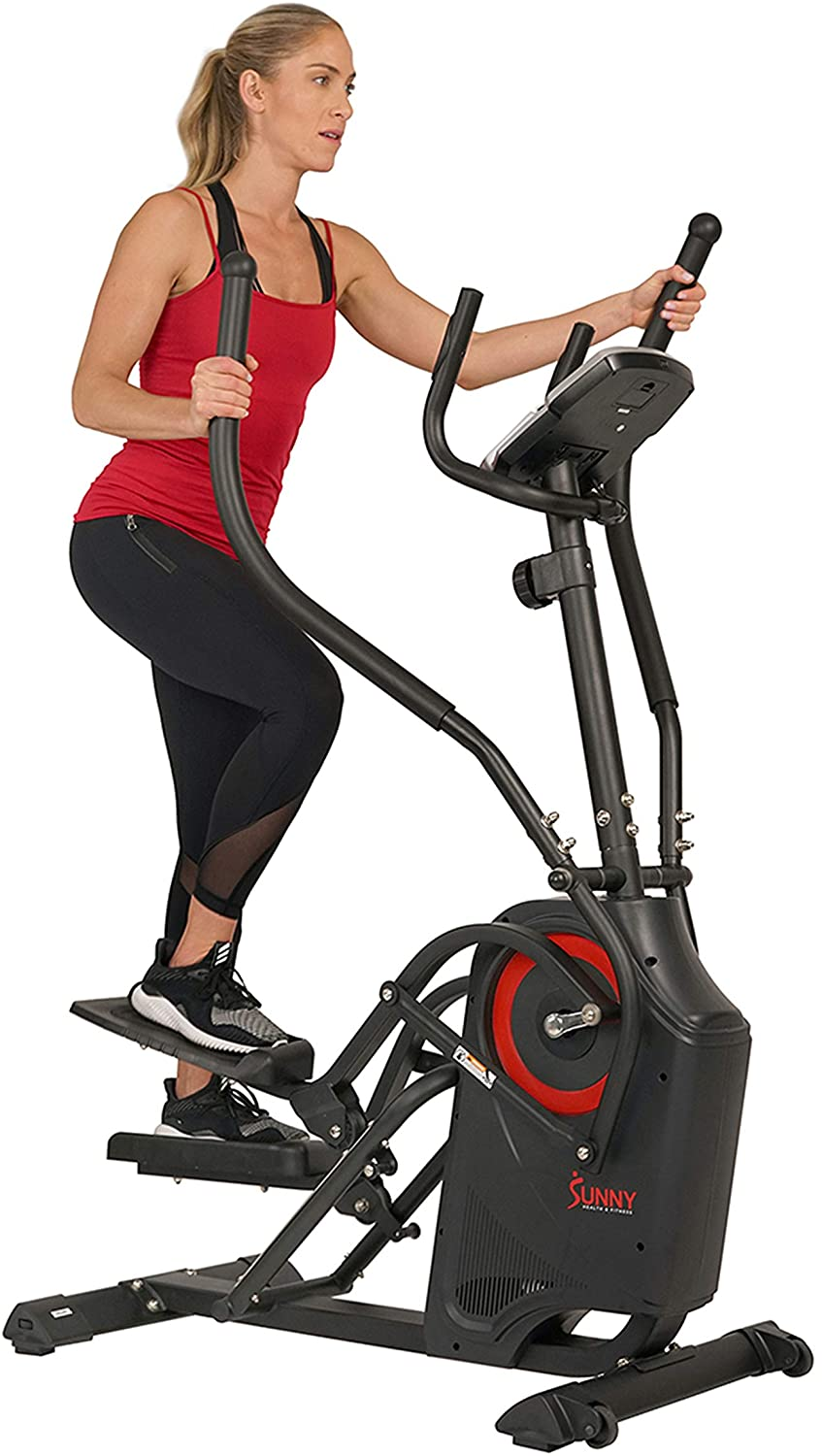Sunny Health Stair Climber Stepping Elliptical