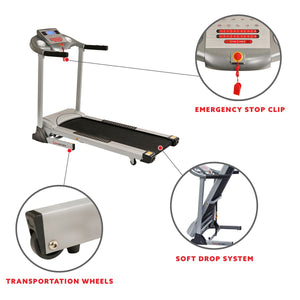 Foldable Treadmill With Incline For Home