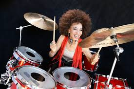 The Prof is in...Cindy Blackman-Santana