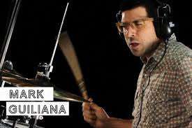 The Prof is in. Mark Guiliana.