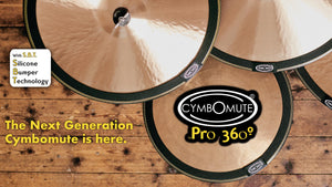 Cymbomute Pro360º finally on sale!