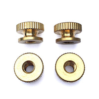 LugLockers - LugLockers. Pack Of 4 Solid Brass Drum Tension Rod Tuning Locks