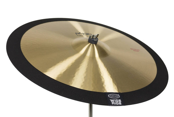 WIDE RIDE - Cymbomute WIDE RIDE 24 Inch Ride Cymbal Mute (Pad Dampener Silencer)