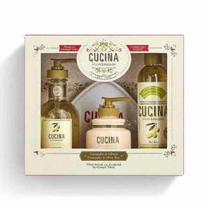 CUCINA KITCHEN TRIO SET