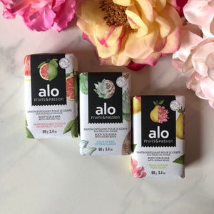 ALO BODY SCRUB BAR