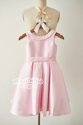 Pink Taffy Dress