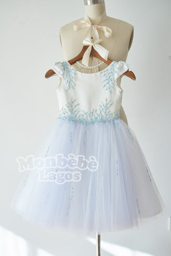 Bubbles Pearl Dress