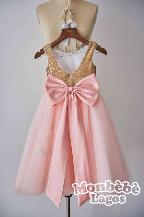 Rella Flower Girl Dress