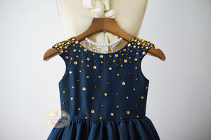 Rhinestone Dress