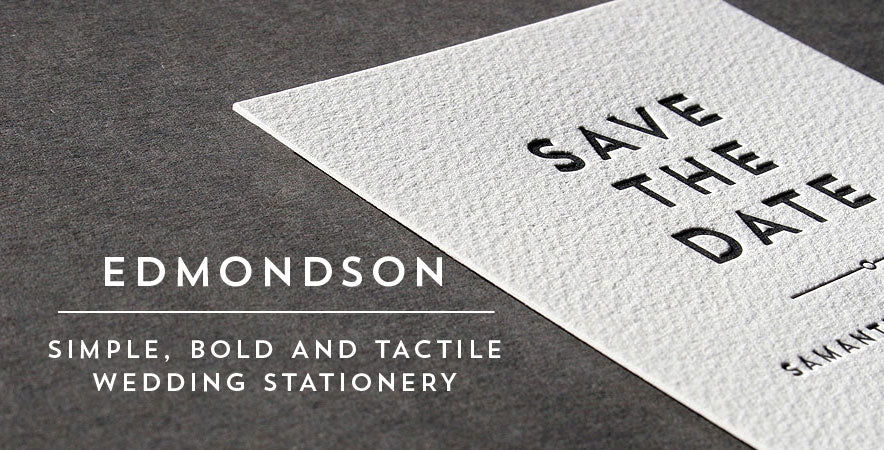 Edmondson Wedding Stationery