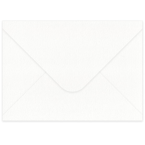 C6 wedding stationery envelope