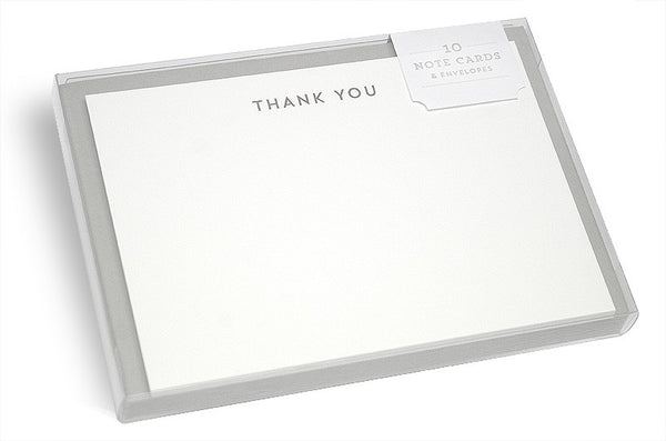 Earle Thank You Note Cards - Set of 10