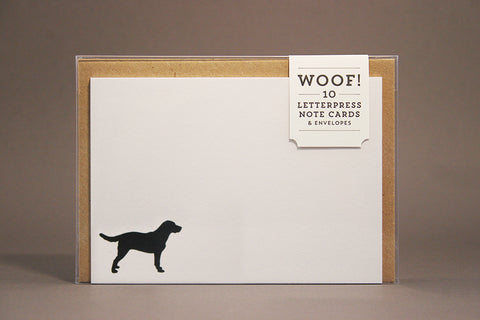 Labrador Dog Note Cards