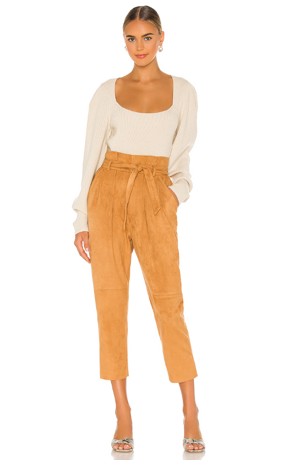 Nightfall Vegan Suede Pant