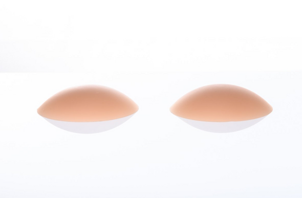 Reusable Nipple Covers - Cream
