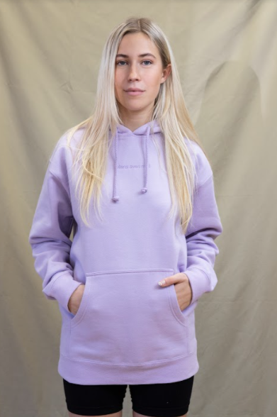 Hope for the Lavender Hoodie