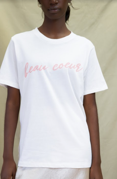 The Beau Coeur Tee