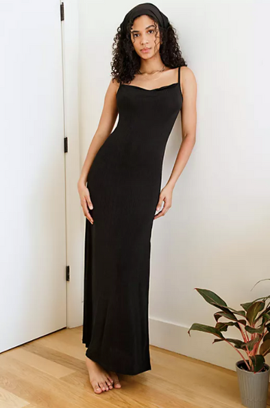 Bare It All Bodycon - Black