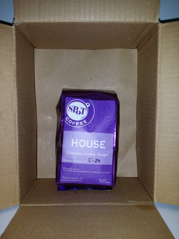 Spot Coffee- House Blend (12oz) Bag