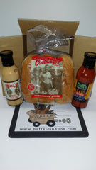 The Hot Hoagy- Costanzo's, Jims Steakout & Duffs - BuffaloINaBox.com: Buffalo, NY Food Shipped