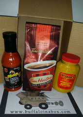 The Buffalo Buffet- AnchorBar, Tim Hortons & Webers - BuffaloINaBox.com: Buffalo, NY Food Shipped
