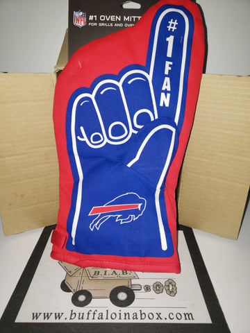 You The Fan Buffalo Bills #1 Oven Mitt