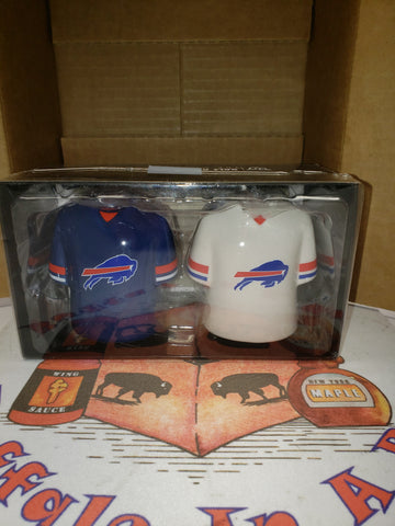 Buffalo Bills Gameday Ceramic Salt & Pepper Shakers