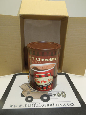 Tim Horton's- Hot Chocolate (17.6oz) Can