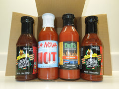WNY Wing King's-Top Shelf Buffalo Wing Sauces - BuffaloINaBox.com: Buffalo, NY Food Shipped