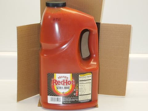 Frank's RedHot XTRA Hot Buffalo Wings Sauce (1-Gal)