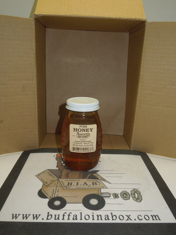 Doan's Honey Farm- Pure Honey (8oz) Glass