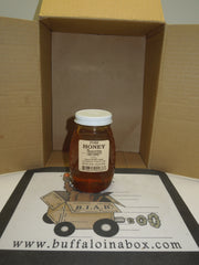 Doan's Honey Farm- Pure Honey (8oz) Glass - BuffaloINaBox.com: Buffalo, NY Food Shipped