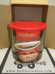 Tim Horton's Coffee- Regular (32.8oz) Can - BuffaloINaBox.com: Buffalo, NY Food Shipped