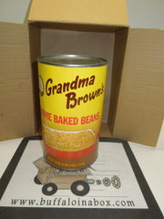 Grandma Brown's -Home Baked Beans - BuffaloINaBox.com: Buffalo, NY Food Shipped