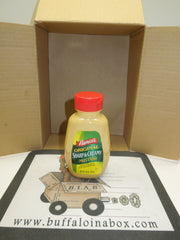 Nance's Sharp & Creamy Mustard - BuffaloINaBox.com: Buffalo, NY Food Shipped