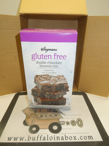 Wegmans Gluten Free Brownie Mix -Double Chocolate (17.2oz)