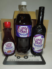 Loganberry Buffalo Food CarePackage - Crystal Beach Box - BuffaloINaBox.com: Buffalo, NY Food Shipped