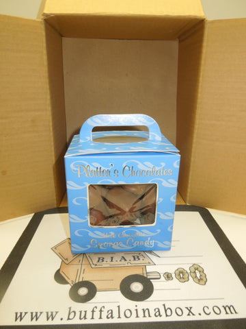 Platters -GiftBOX Sponge Candy (8oz) BOXED