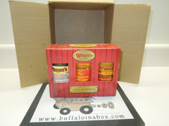 Weber's Mustard -Hatrick (Glass) - BuffaloINaBox.com: Buffalo, NY Food Shipped