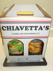 Chiavetta's Buffalo Box of BuffaLOVE - BuffaloINaBox.com: Buffalo, NY Food Shipped