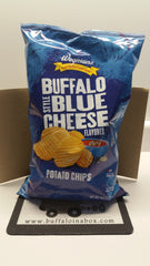 Wegmans Potato Chips- Buffalo Blue Cheese (10.5oz) Bag - BuffaloINaBox.com: Buffalo, NY Food Shipped