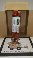 Battistoni -Pepperoni Double Stick - BuffaloINaBox.com: Buffalo, NY Food Shipped